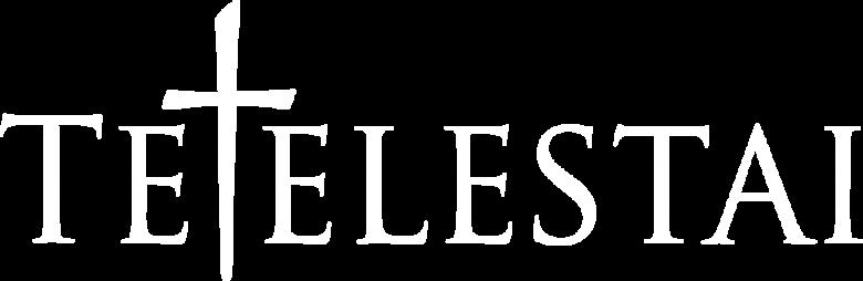 Логотип Тетелістай Білий бі-іш
